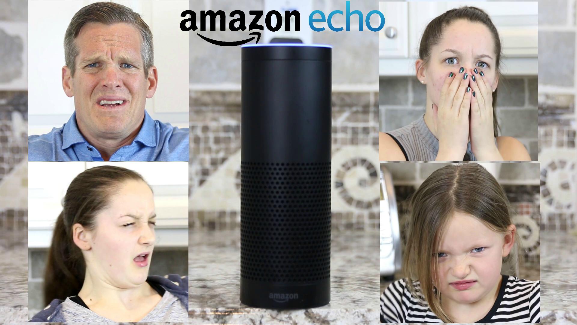 Evil Alexa – Fun With Our Amazon Echo