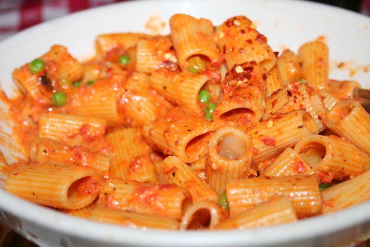 Bucca Di Beppo Pasta
