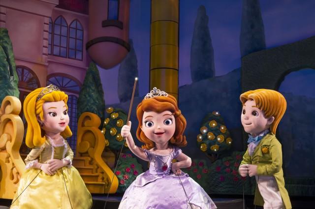 Disney Junior Live Sophia