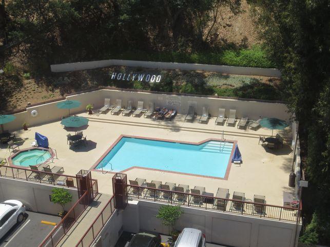 Garden Walk Inn: Going To Hollywood? Hilton Garden Inn & Walk Of Fame
