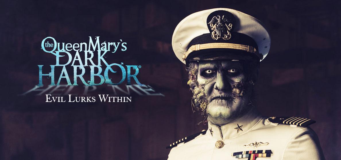 Queen Mary Dark Harbor Review 2013, Haunted Halloween… – It's a ...