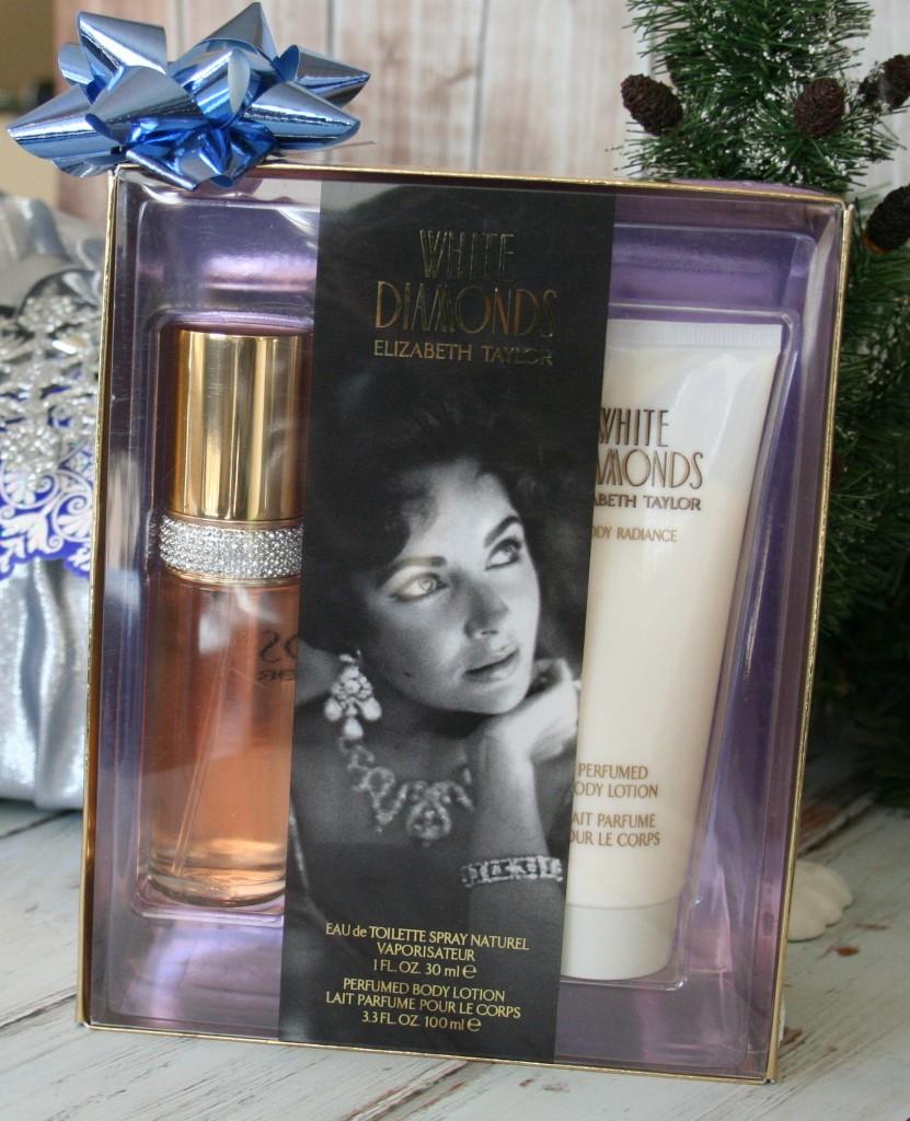 Scent Savings Elizabeth Taylor White Diamonds Gift Set #shop