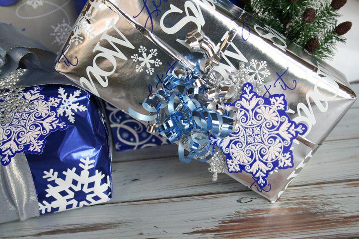 How To Wrap Christmas Gifts #HappyAllTheWay, #shop, #cbias