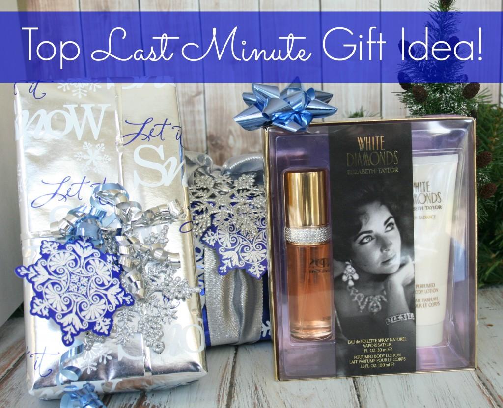 last minute gift idea elizabeth taylor white diamonds #shop
