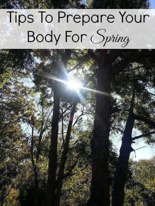 prepare for spring