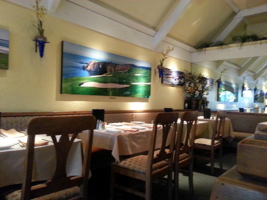 carmel by the sea restaurants