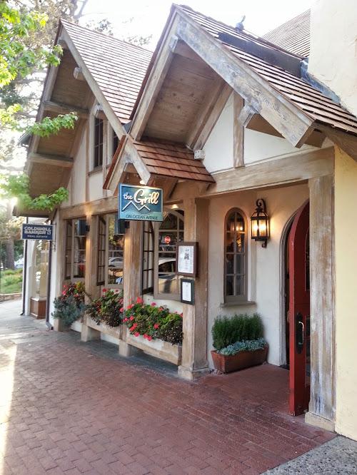restaurants in carmel
