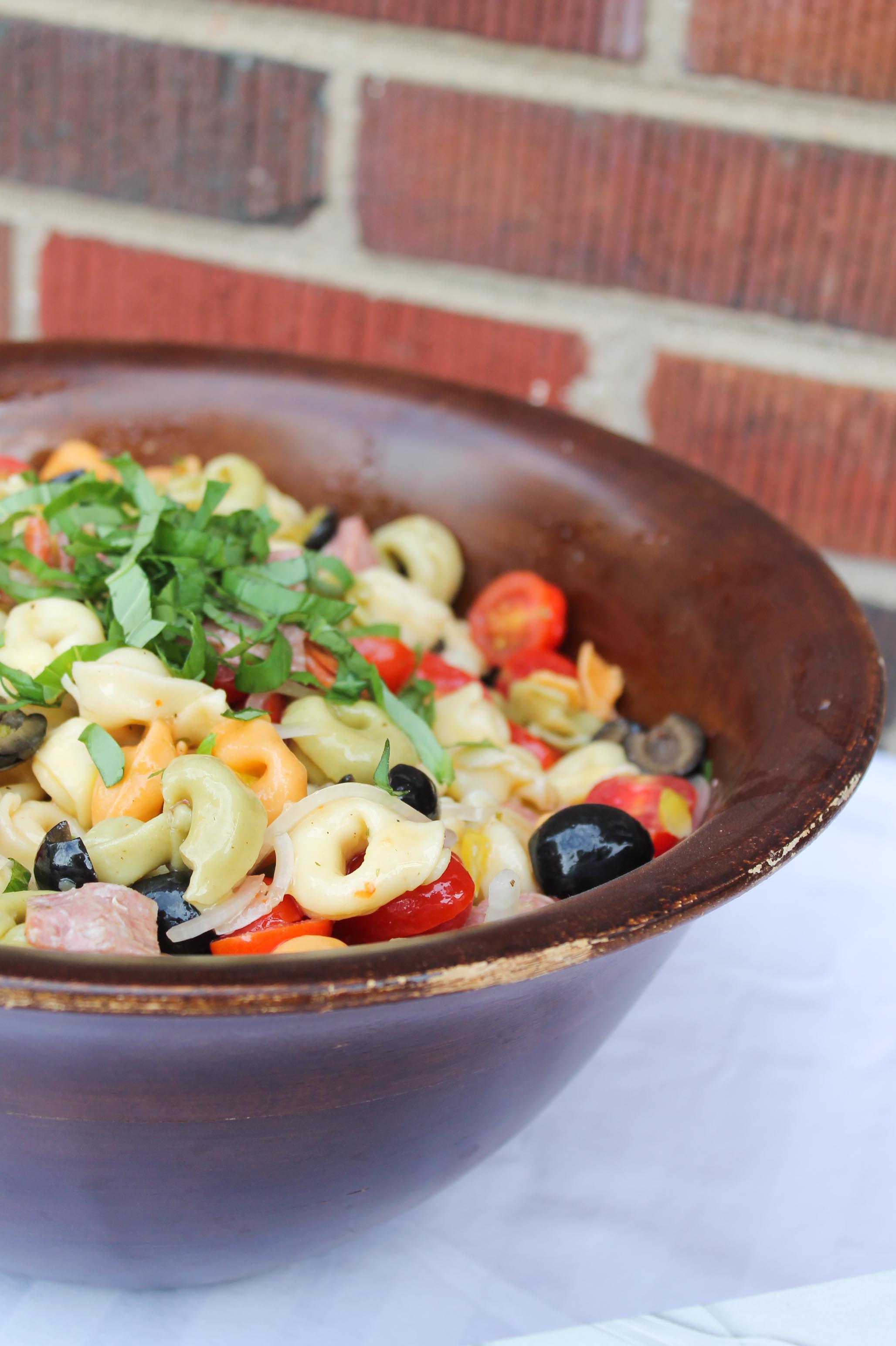 Tortellini Pasta Salad22-3