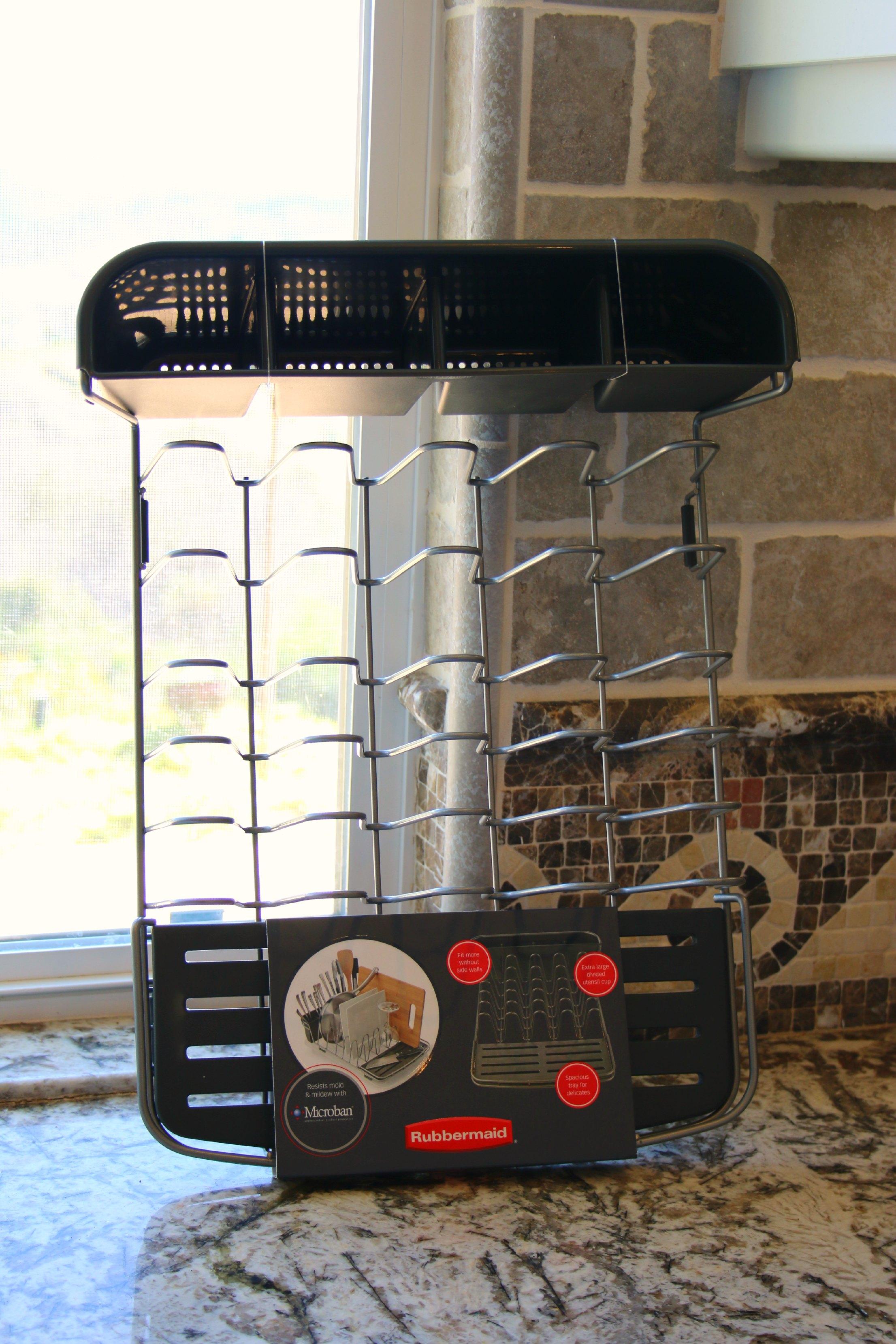 rubbermaid dish rack