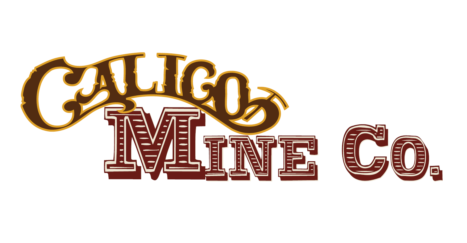 Calico Mine Ride Logo