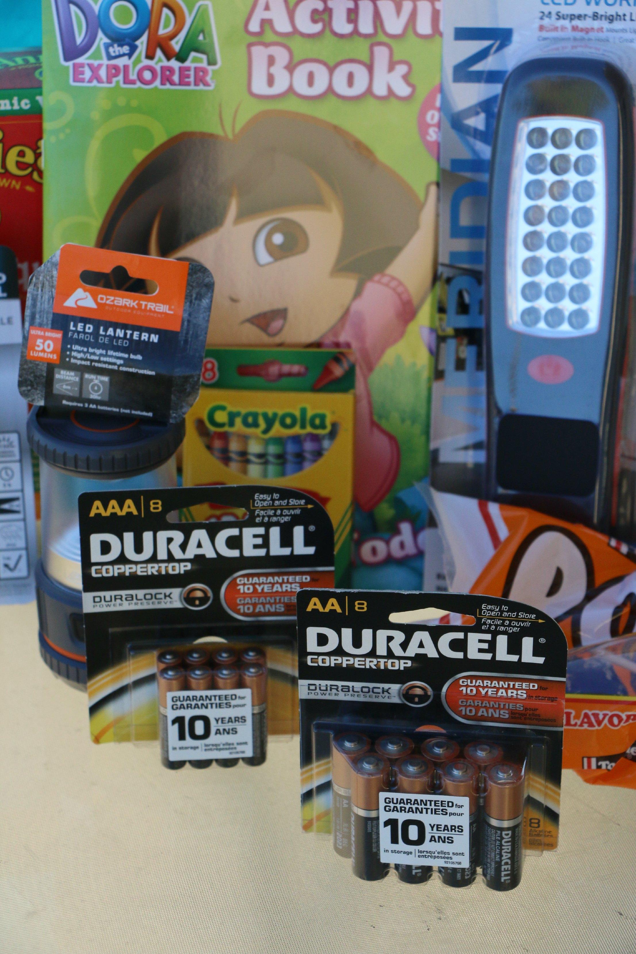 duracell emergency kit