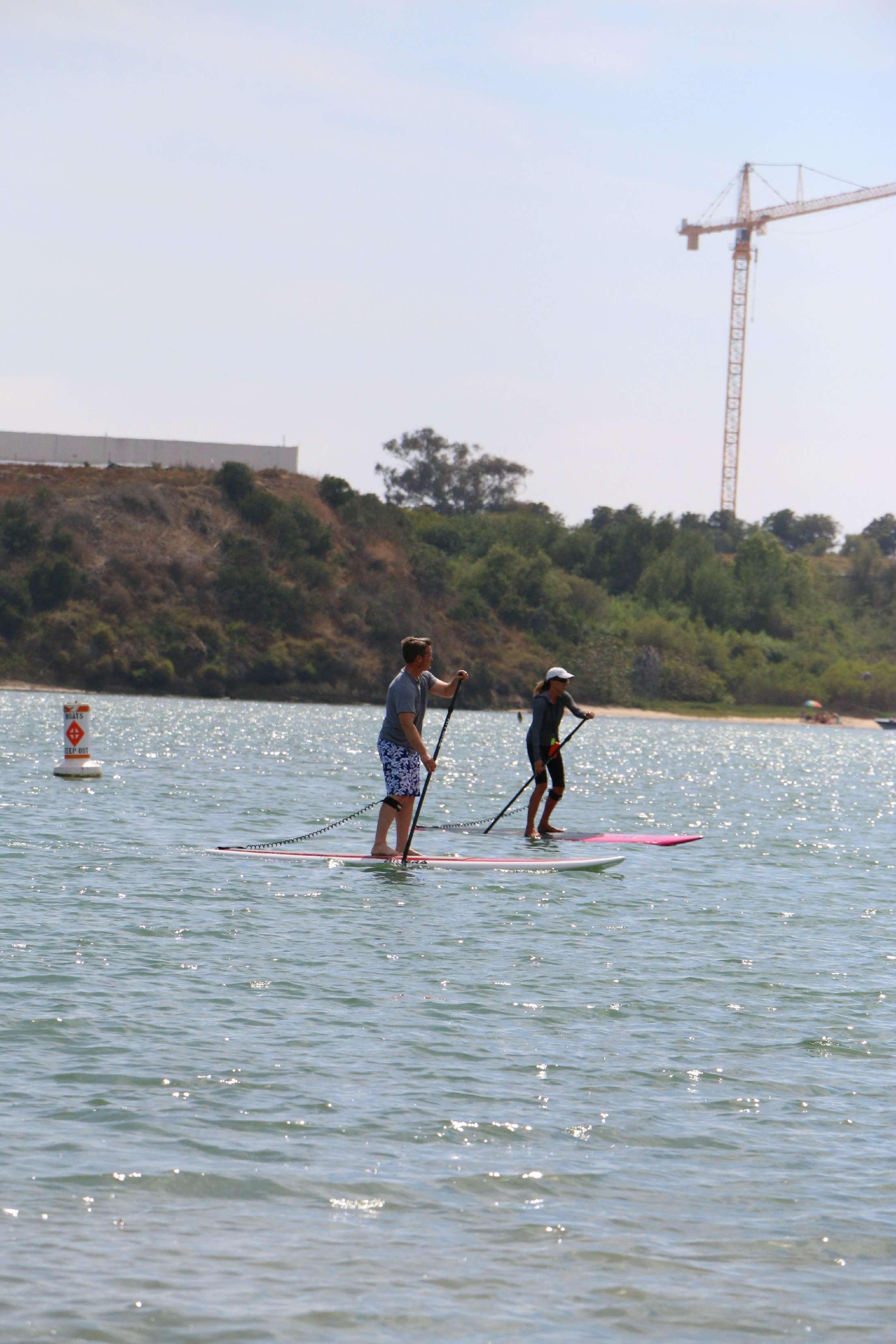 paddle boarding carlsbad