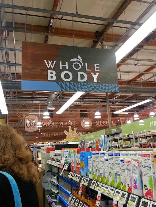 Whole Foods Quality Standards Body Care
