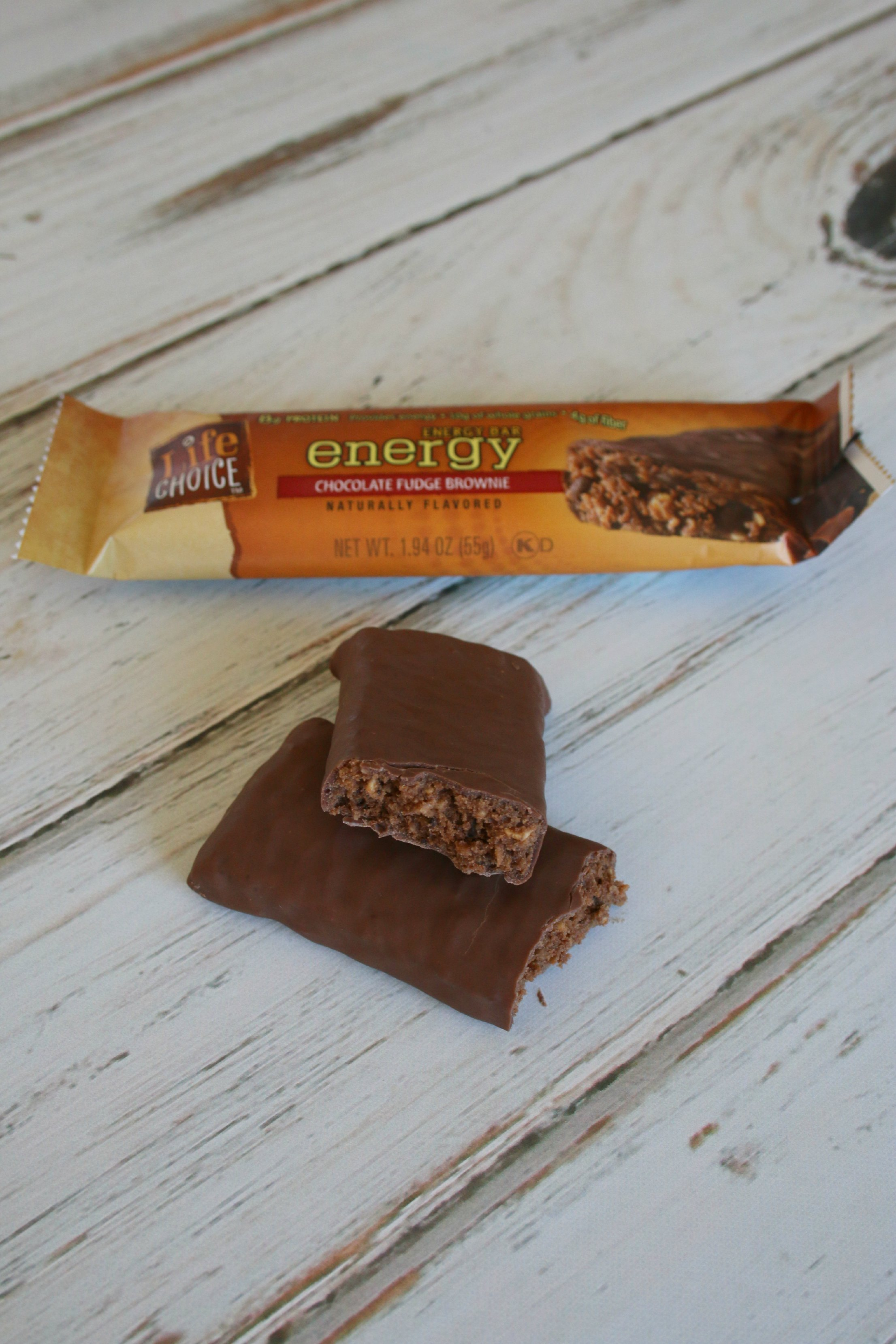 life choice energy bars