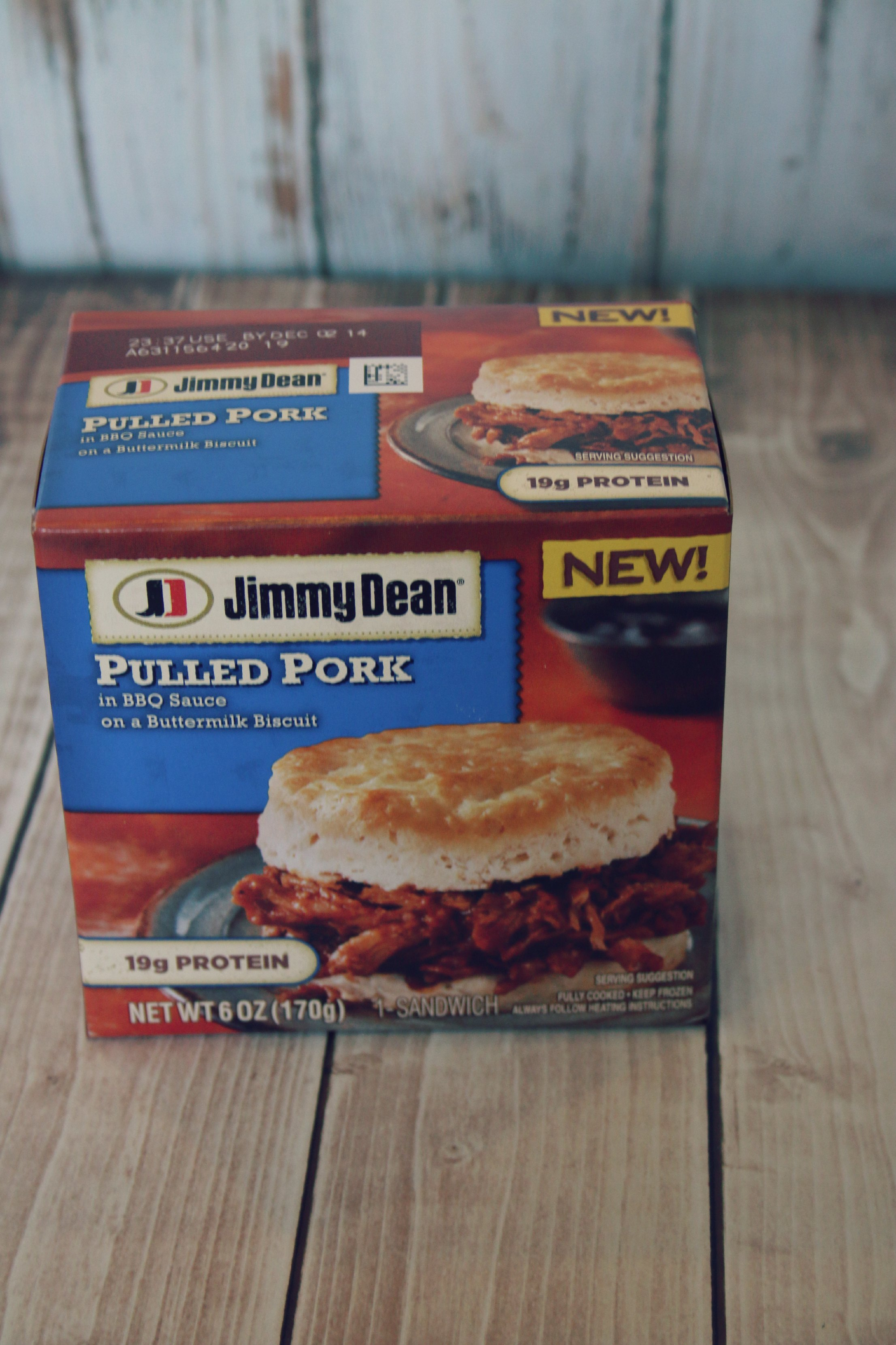 pulled pork jimmy dean
