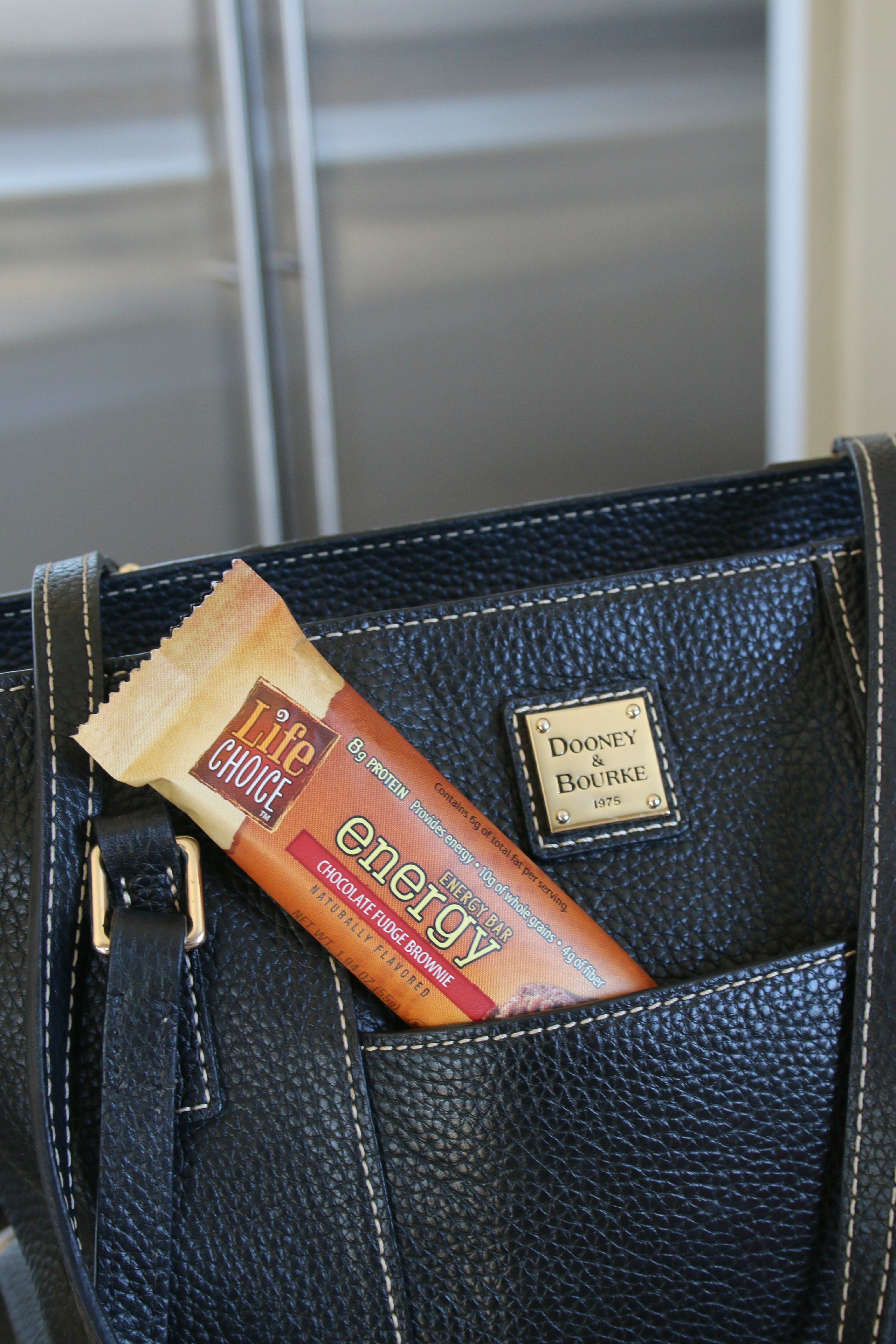 snack on the go