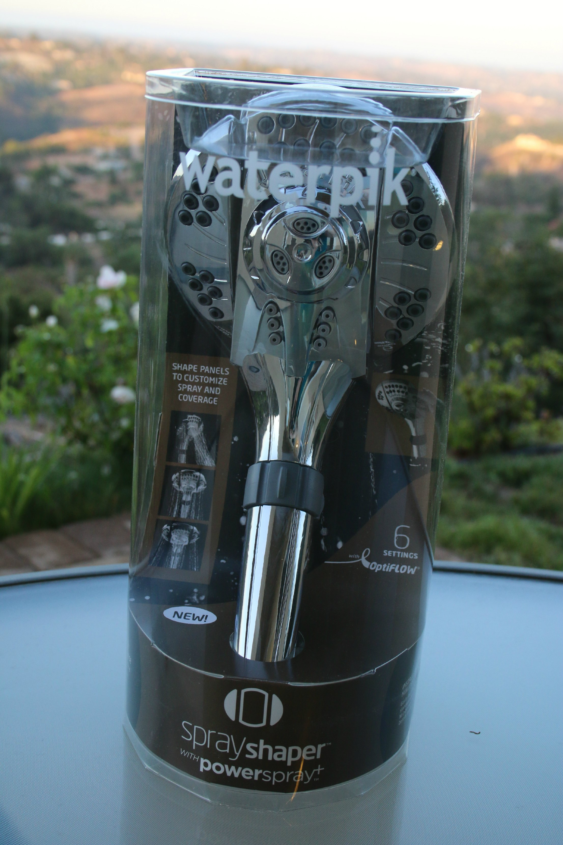waterpik sprayshaper