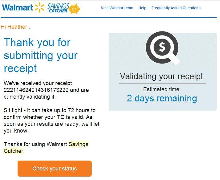 savings catcher walmart save money