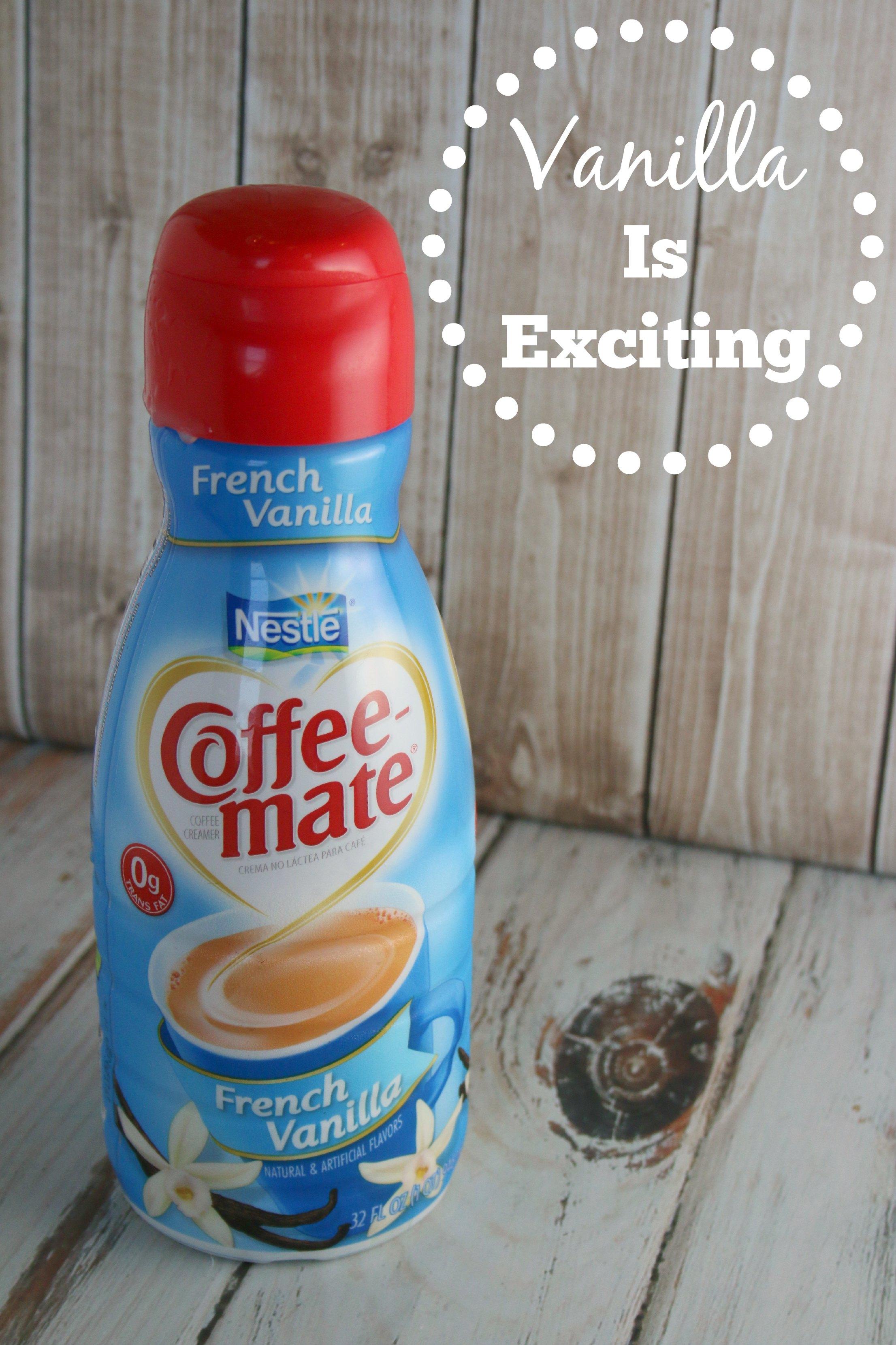 vanilla coffeemate