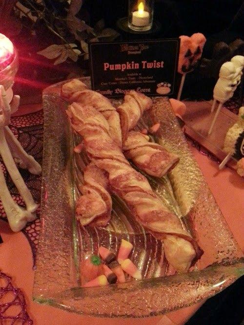 pumpkin twists