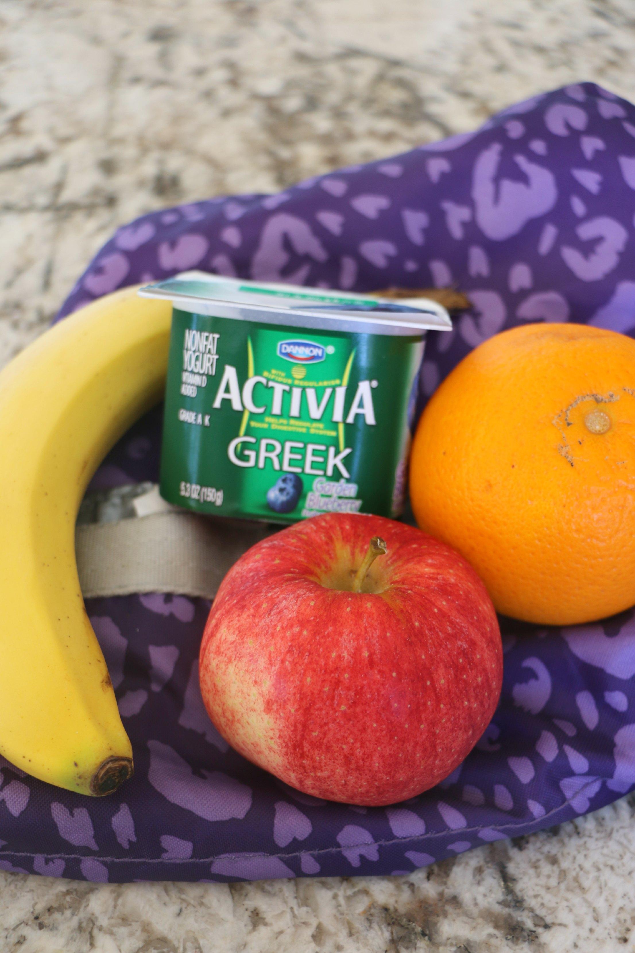 Activia Challenge Greek