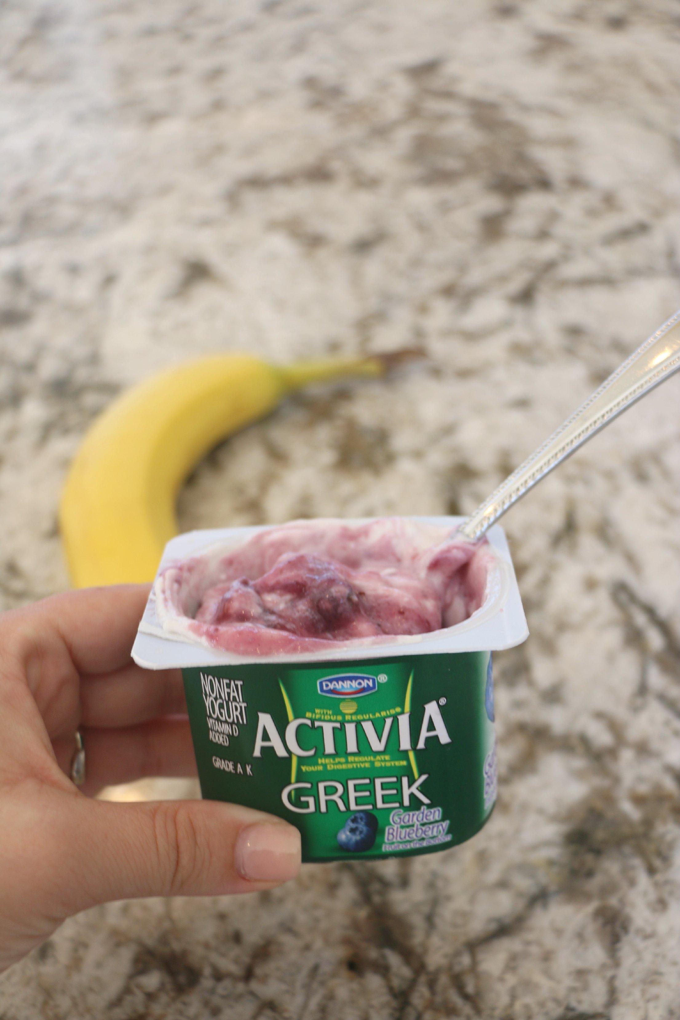 activia greek challenge