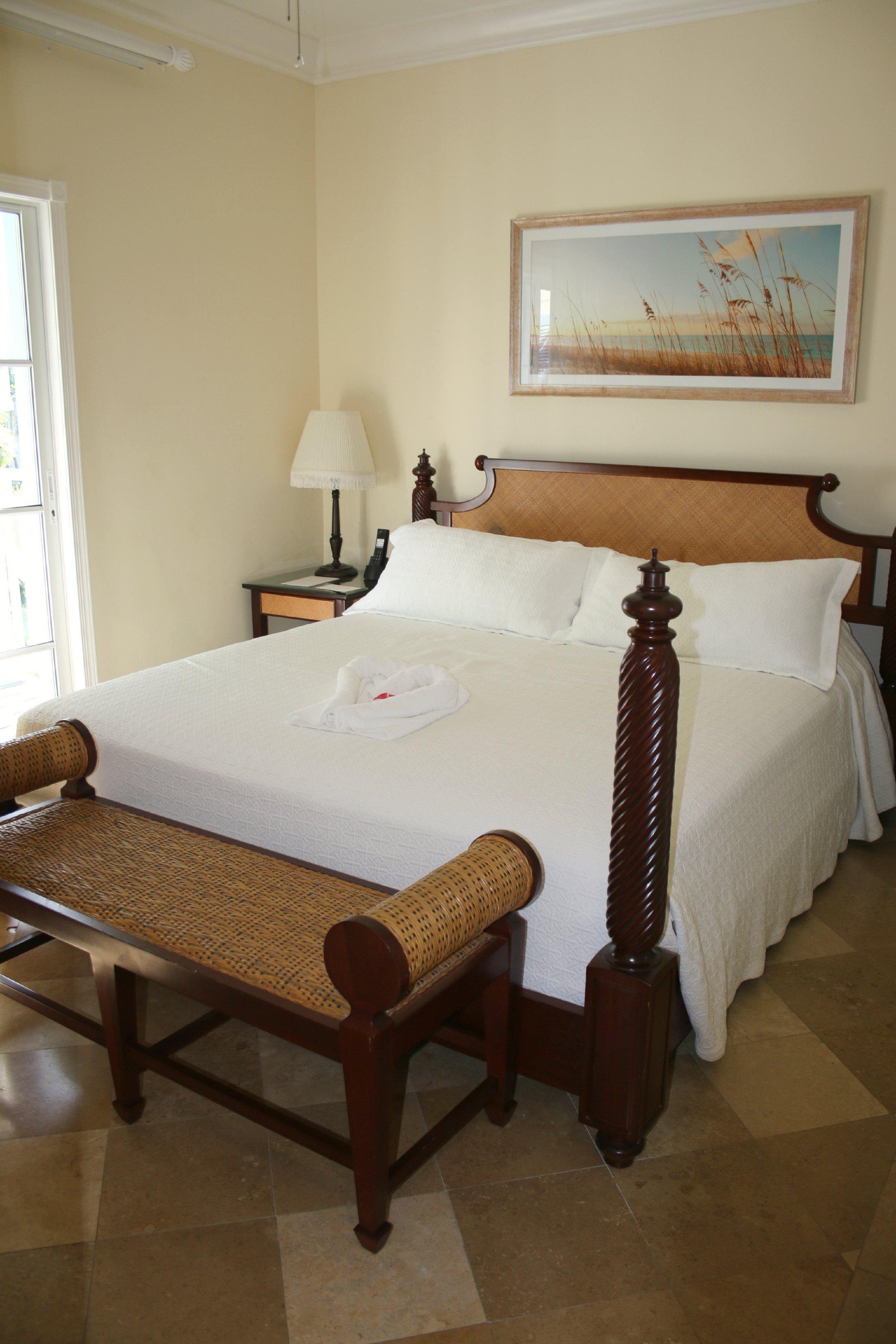 beaches key west bedroom