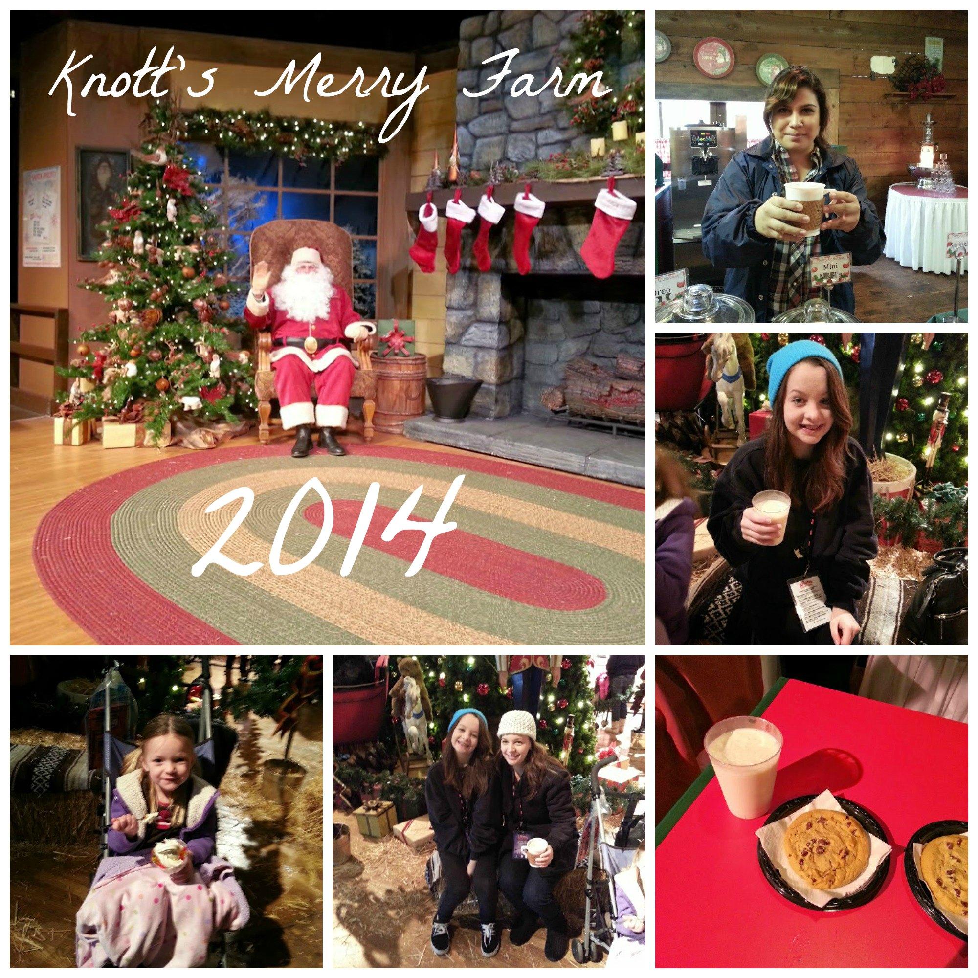 knotts merry farm 2014