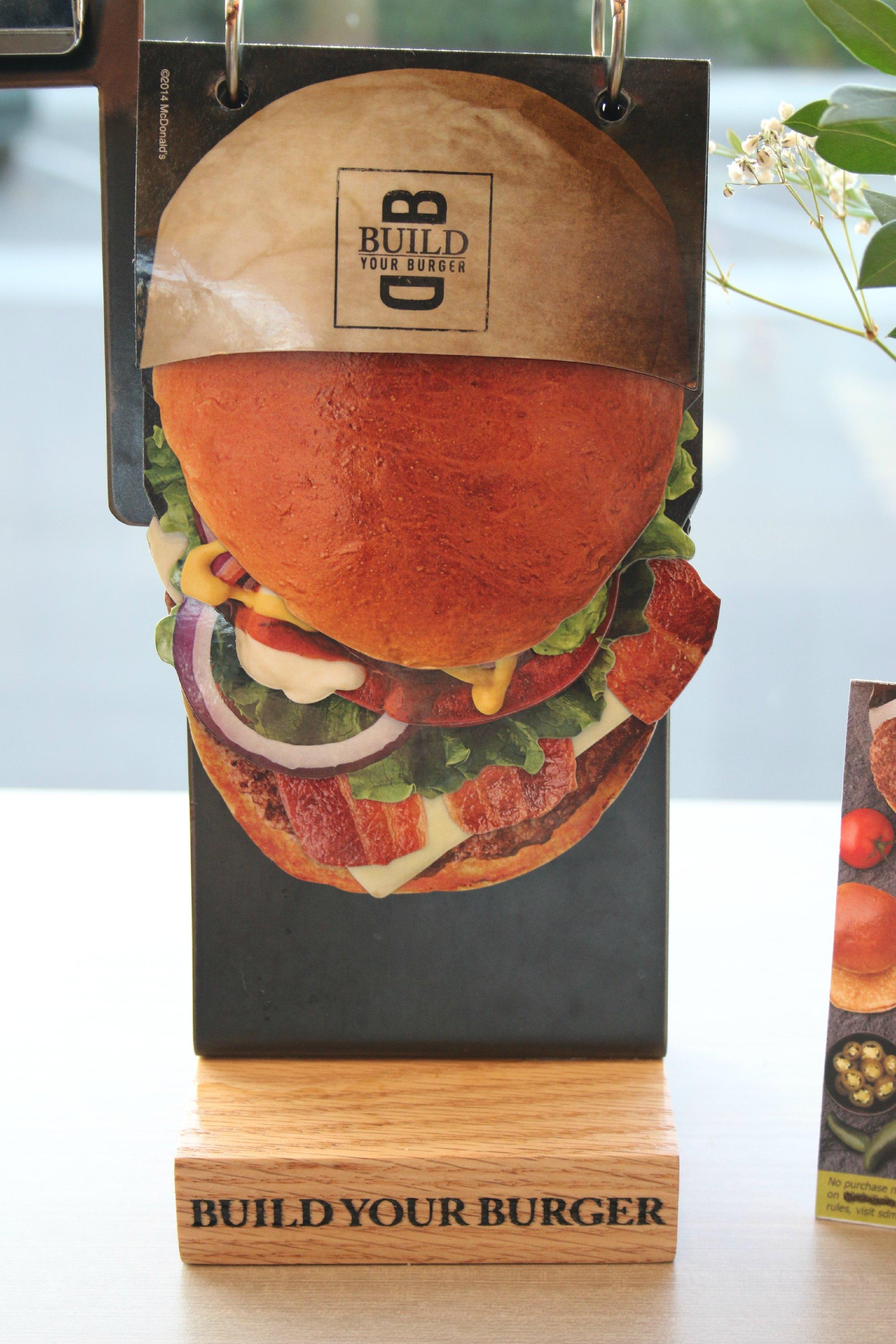 my perfect burger