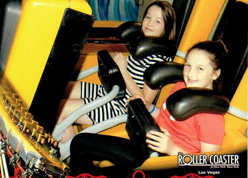 las vegas roller coaster nyny reviews