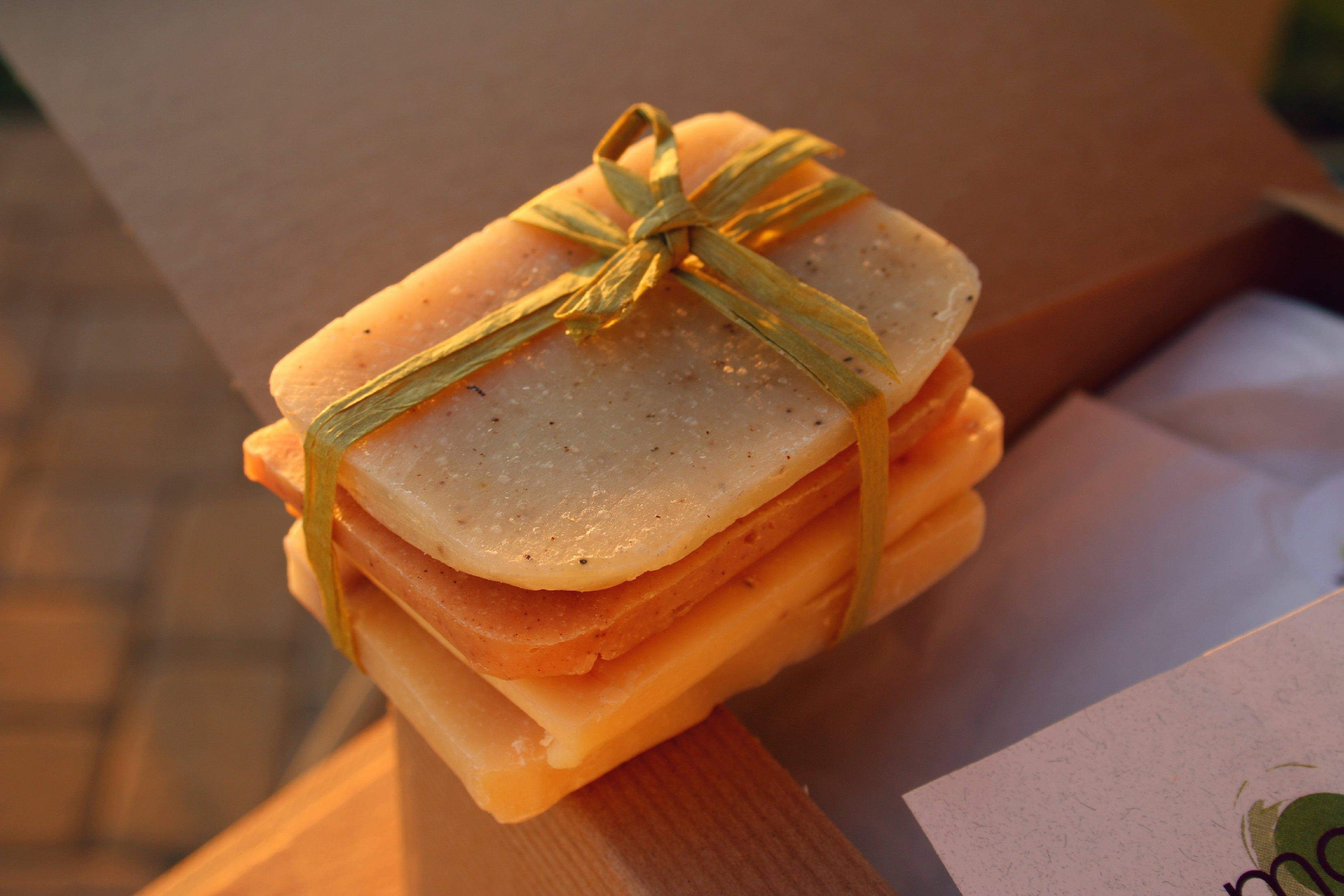 moxie handmade soap