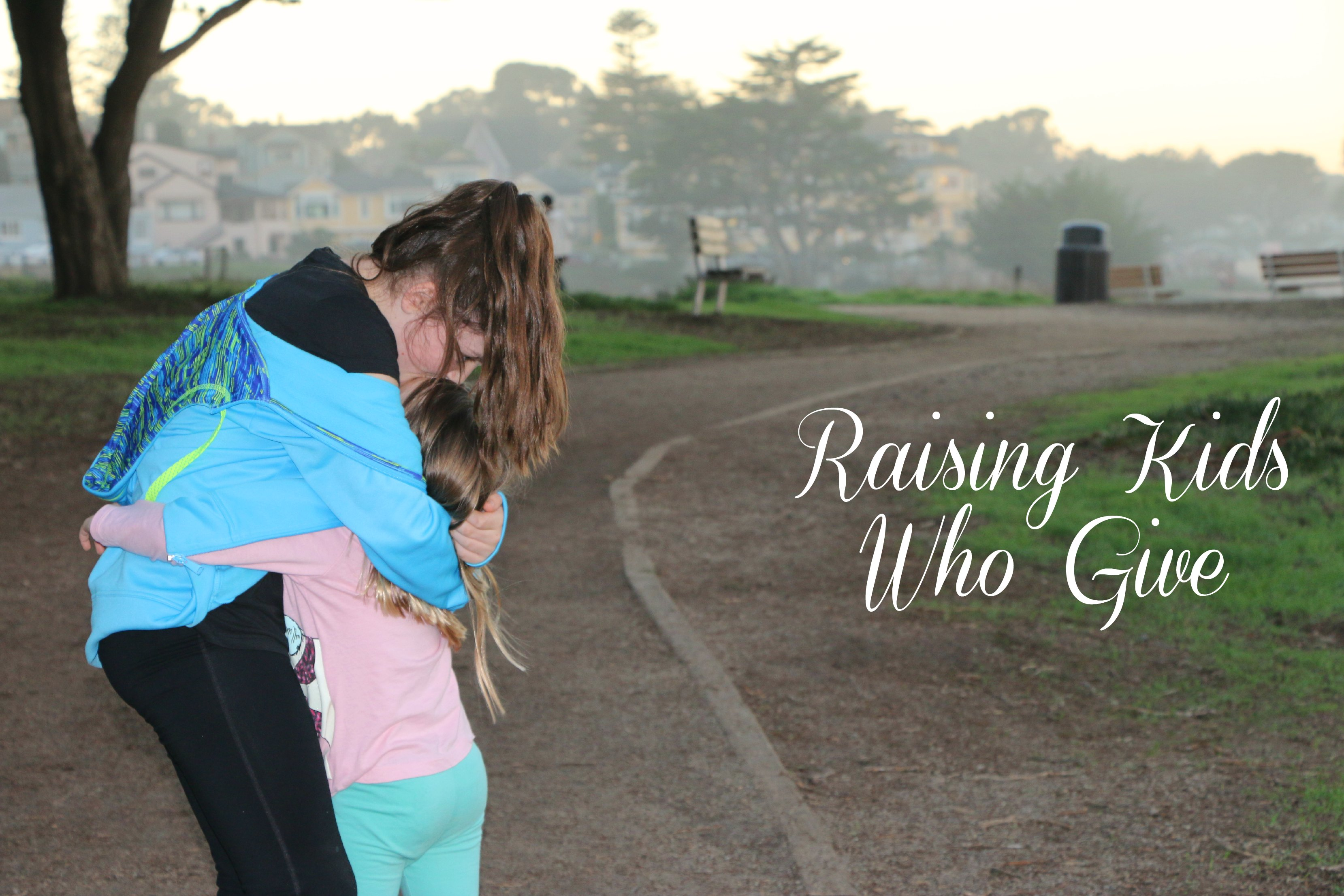 raising kids who give