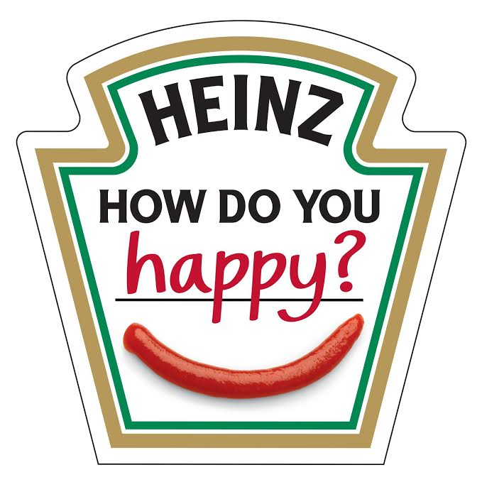 heinz happy