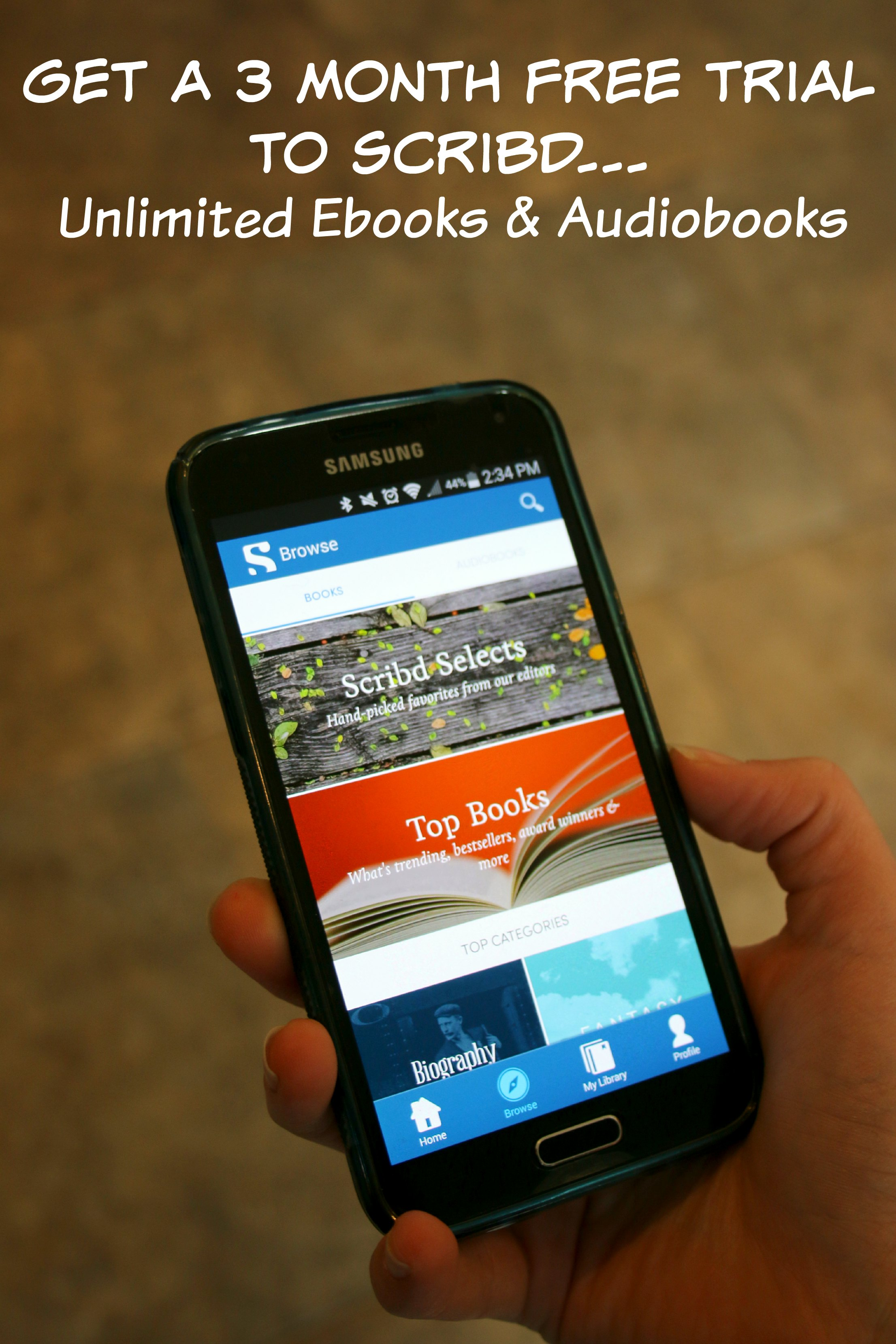 scribed unlimited ebooks