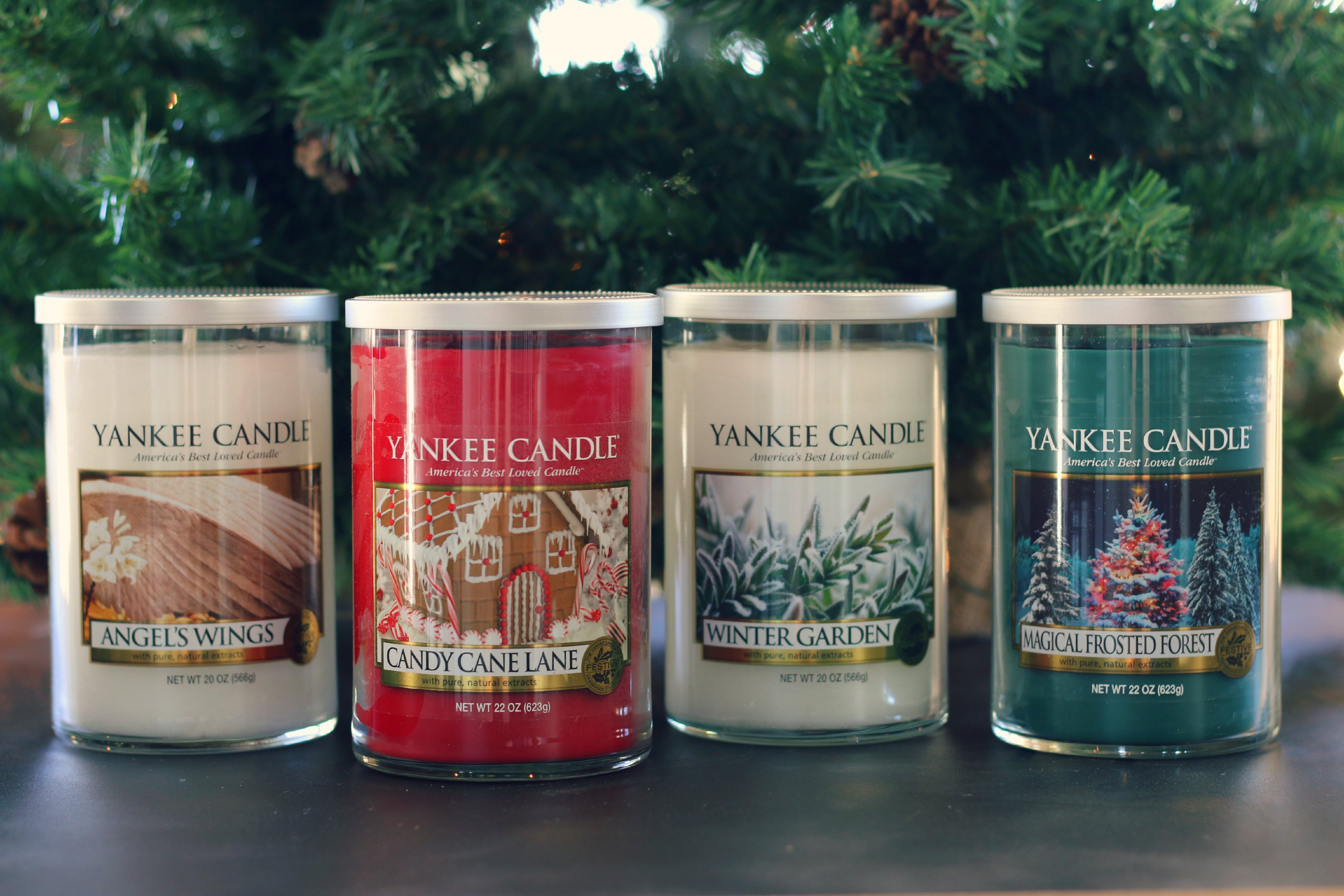 Yankee Holiday Candles