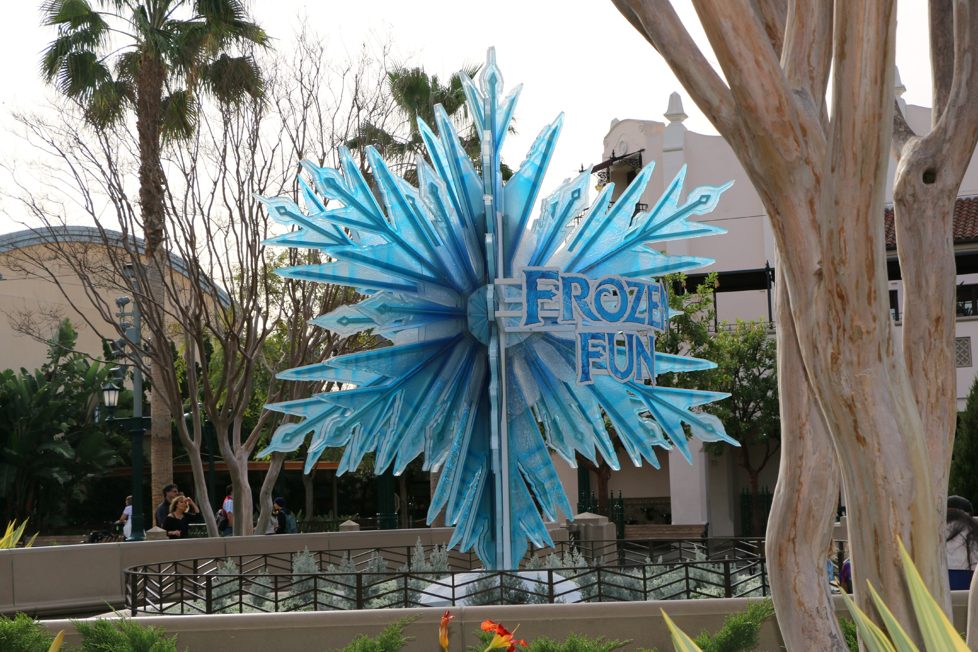 frozen fun california adventure