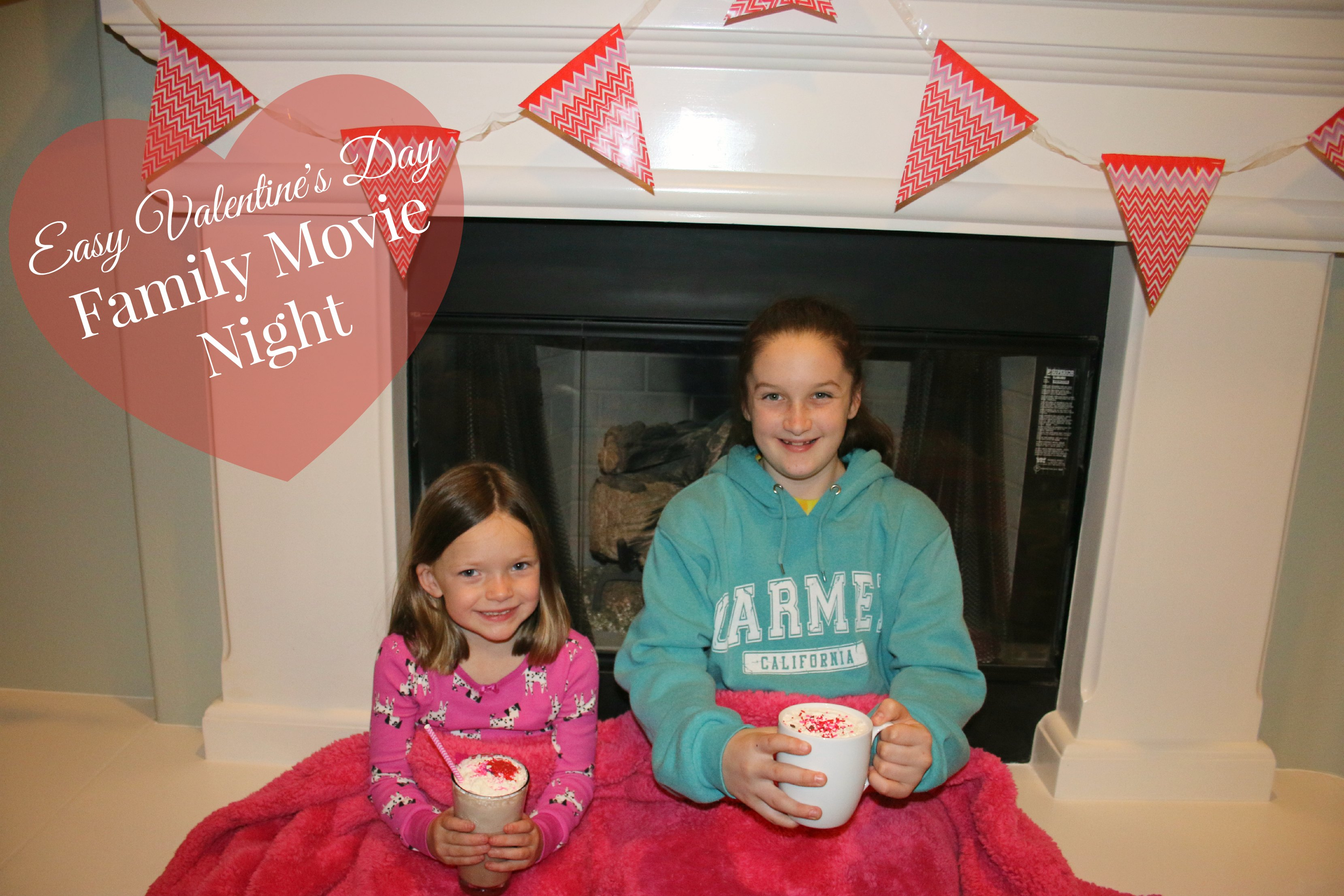 easy kids valentines day drinks