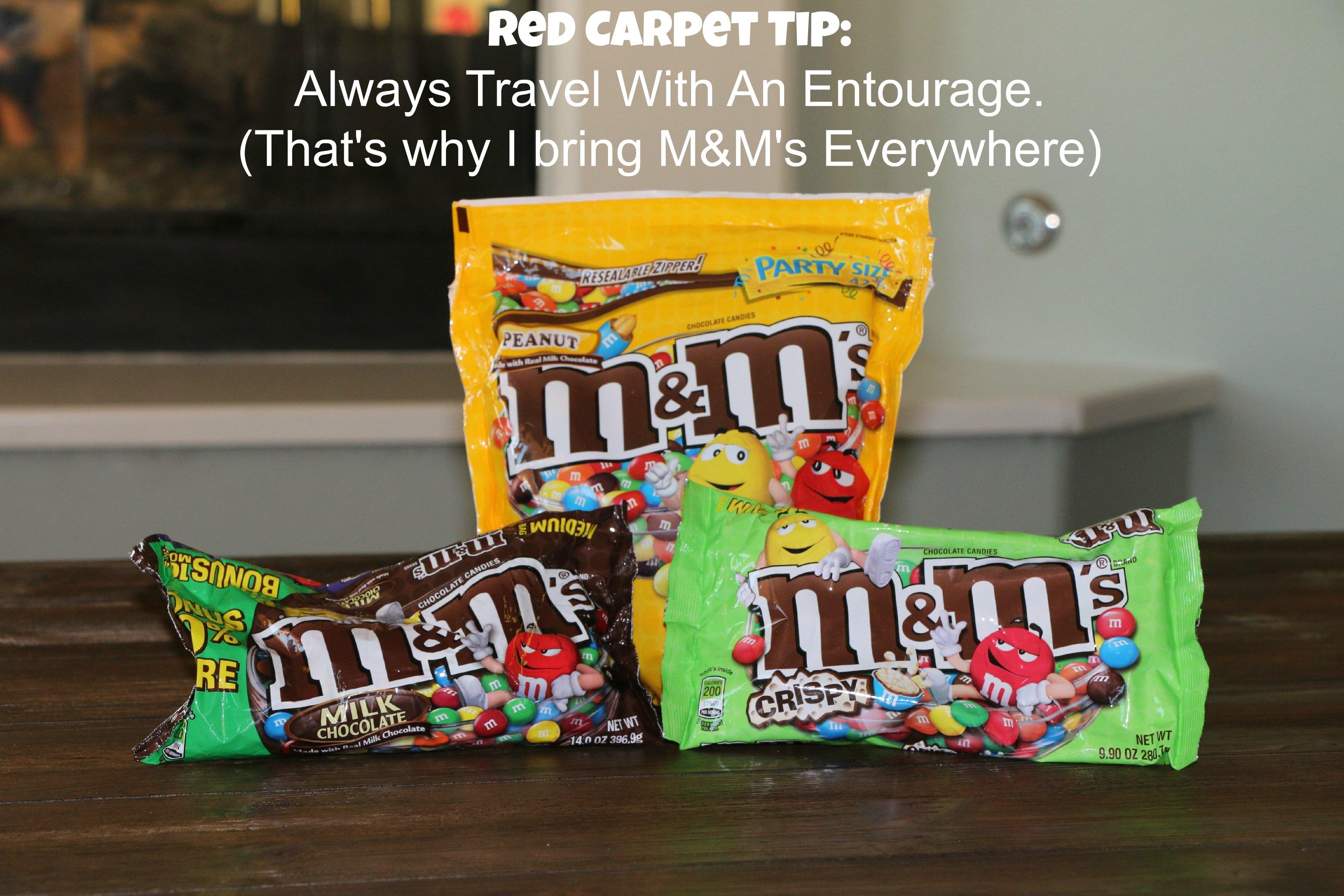red carpet tips