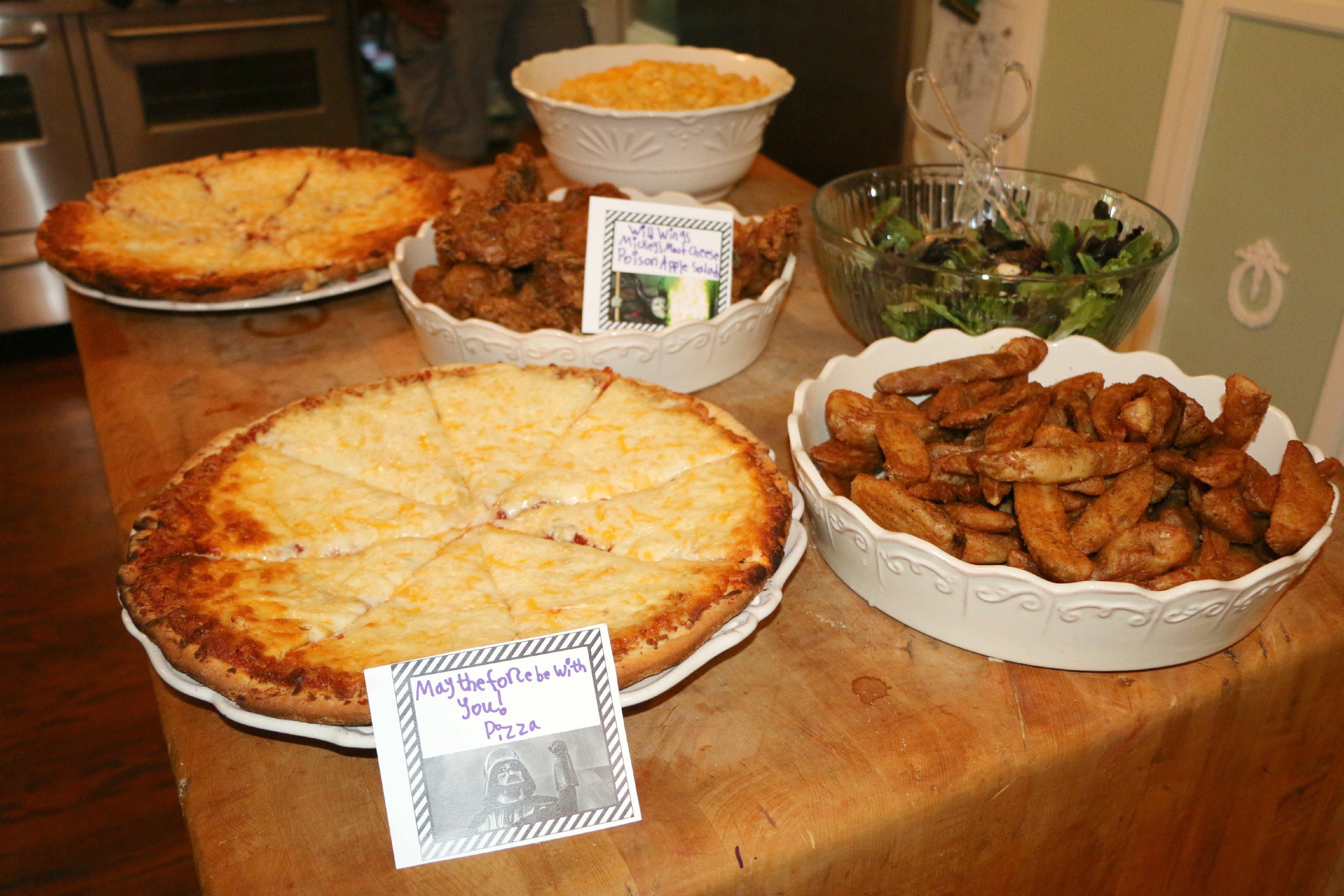 treats for disney party