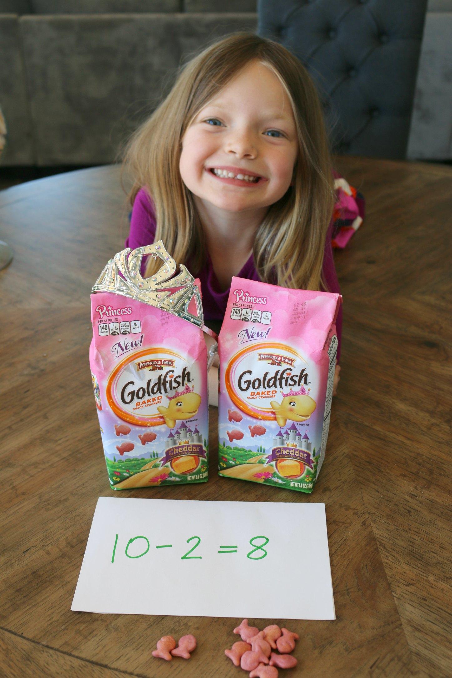 princess goldfish #GoldfishTales