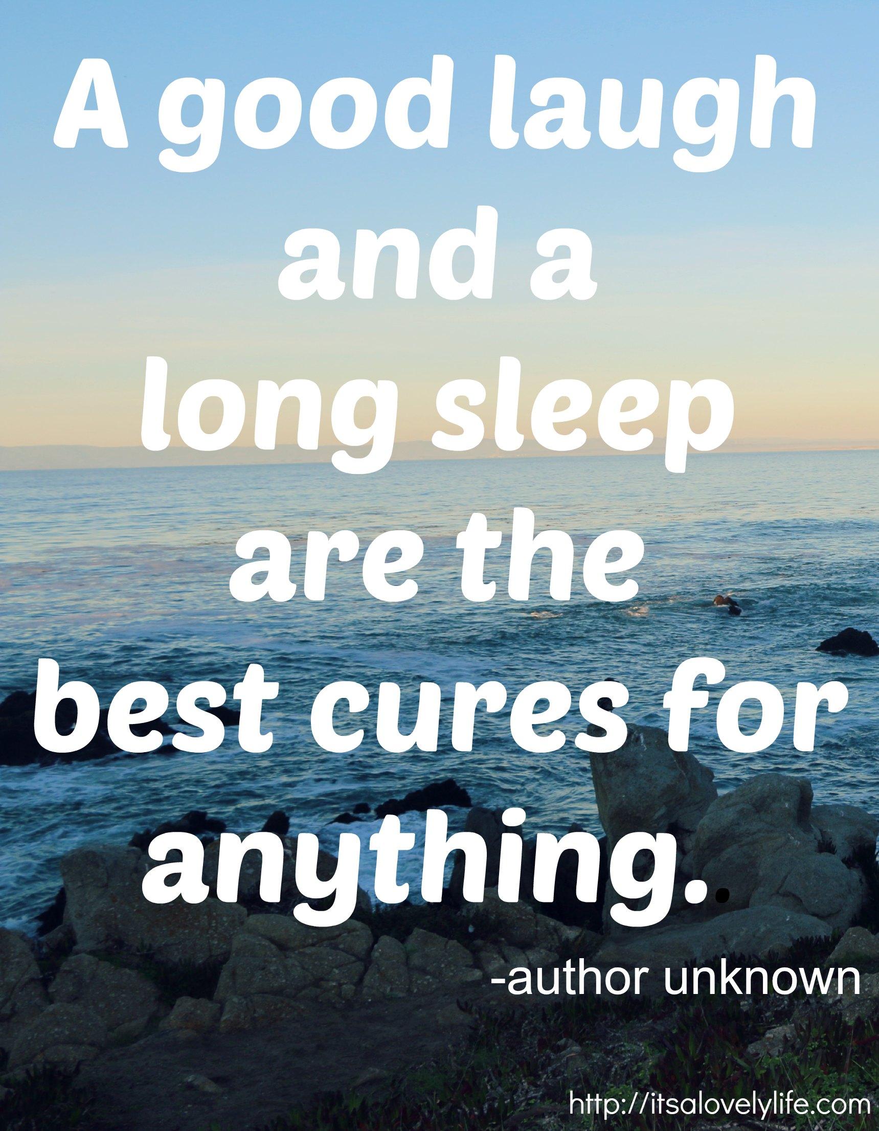 sleep help