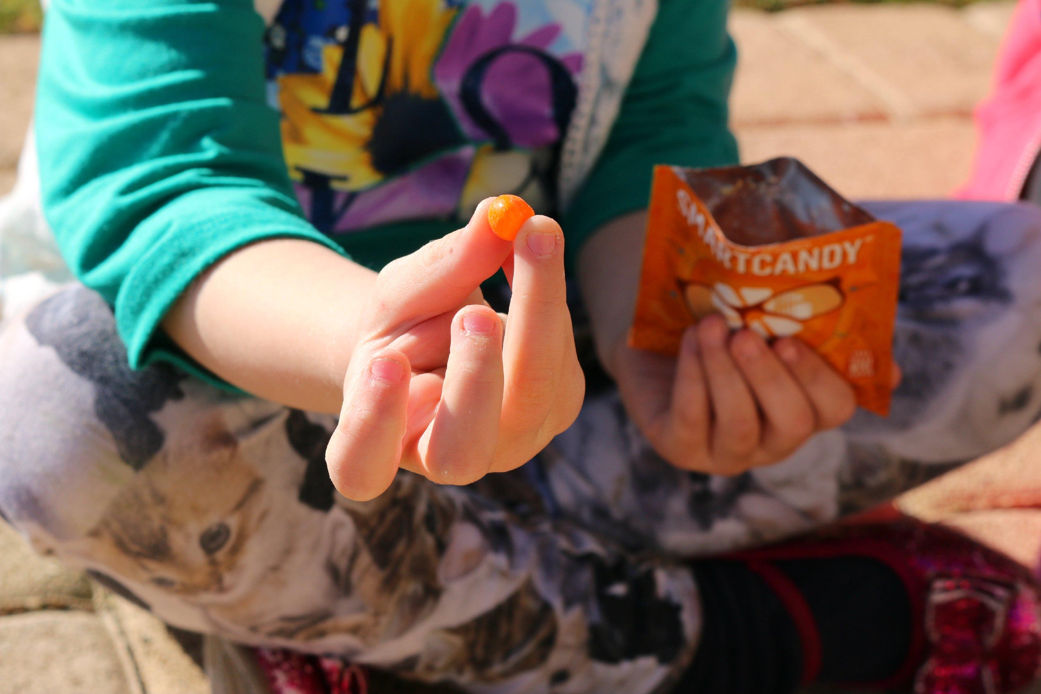 smart candy gummies