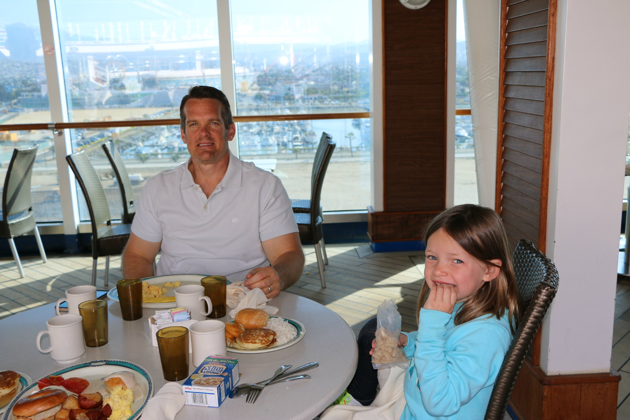 crown princess breakfast