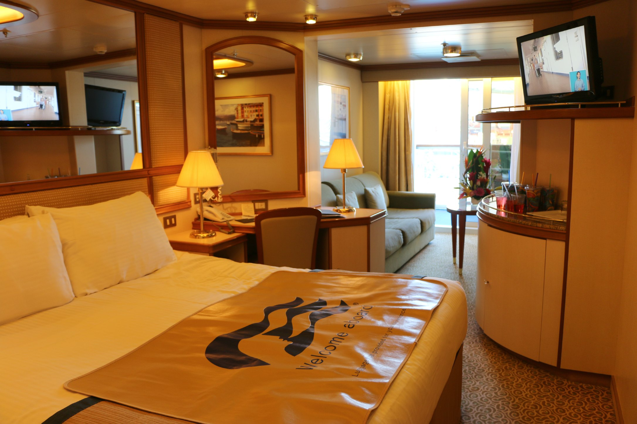 crown princess mini suite