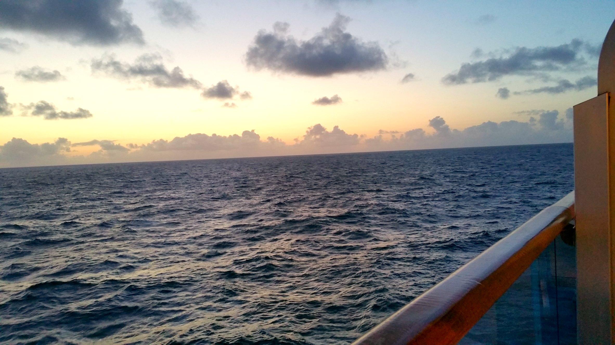 day at sea crown princess