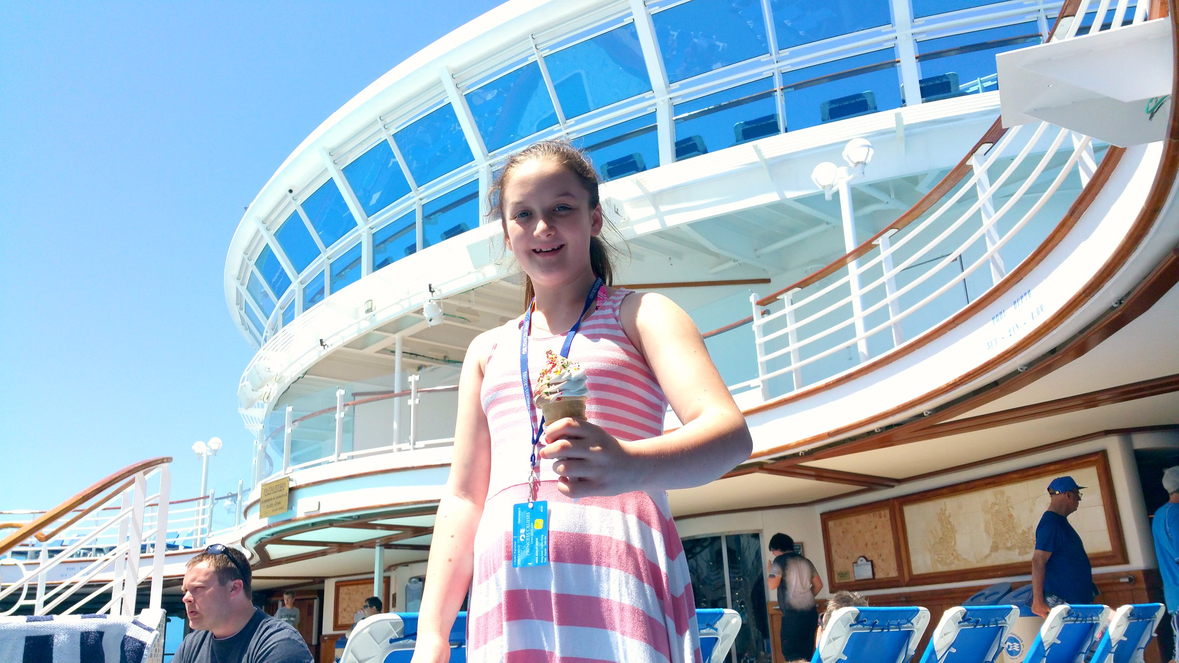 ice cream princess cruises