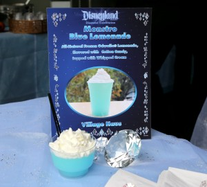 monstro blue lemonade disneyland