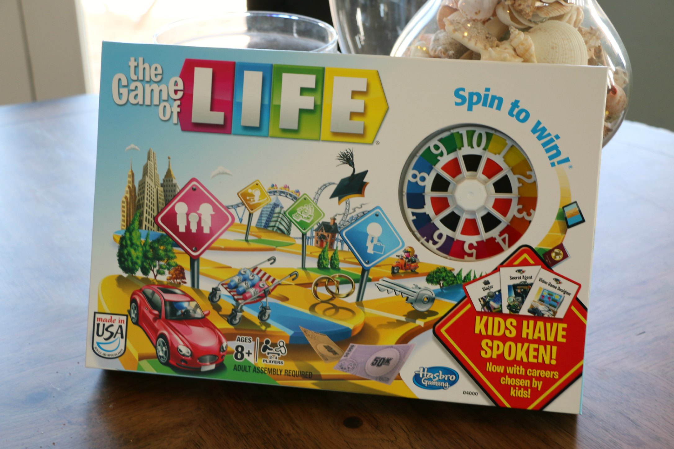 new game of life