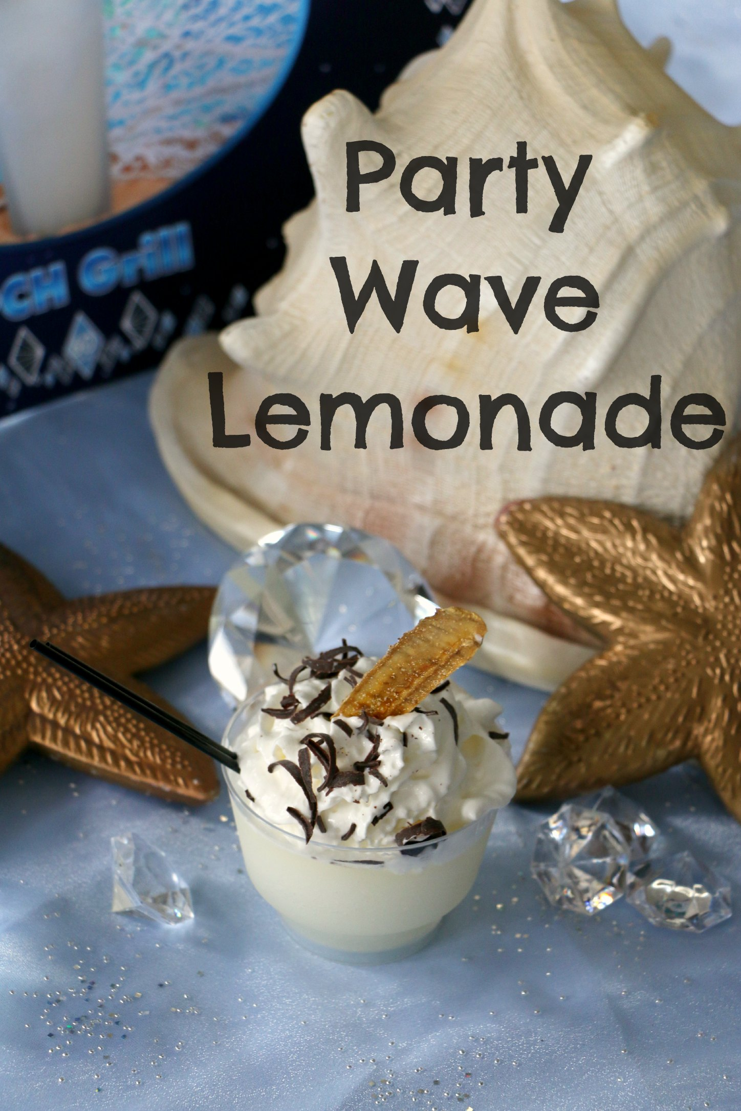 party wave lemonade disneyland