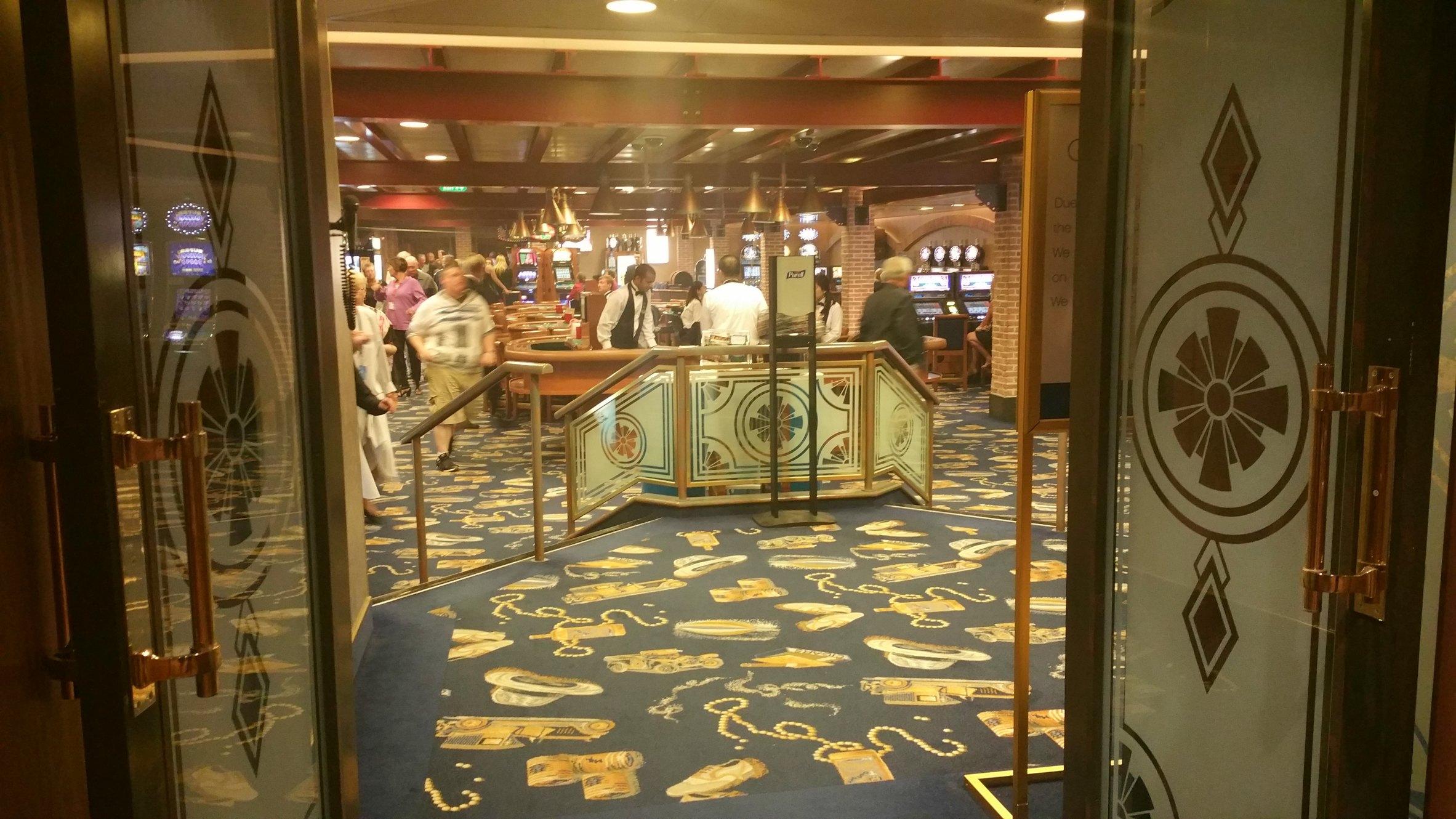 princess cruises casino